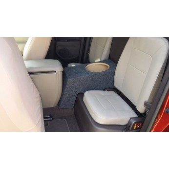 Chevy Colorado / GMC Canyon 2015-19 Extended Cab Subwoofer Box