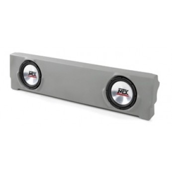 GMC Sierra 2500 / 3500 HD Crew Cab 00-06 MTX Thunderform Subwoofer Box