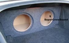 Chrysler 300 subwoofer enclosures chrysler 300 05 10 subwoofer enclosure w recessed face thecheapjerseys Images
