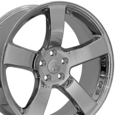 "20"" Fits Dodge - Charger Wheel - Chrome 20x8"