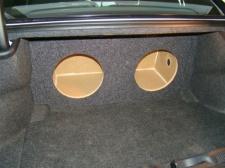 Dodge Charger Subwoofer Enclosures - Acura tl subwoofer enclosure