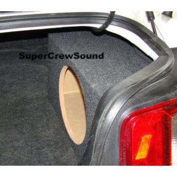 Ford Mustang Subwoofer Enclosures - Acura tl subwoofer enclosure