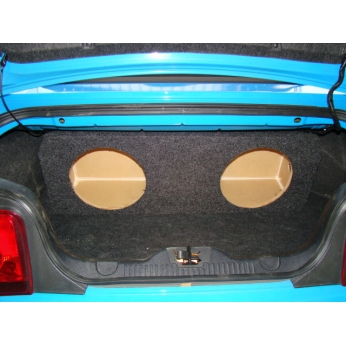 type 3 2005-2014  Ford MUSTANG SUB BOX Subwoofer Enclosure