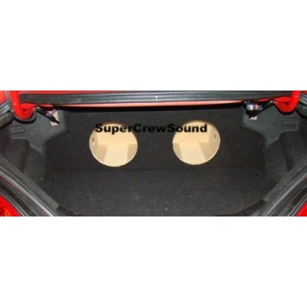 Hyundai Genesis Coupe 2013 2015 Subwoofer Box