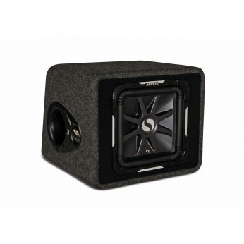 Kicker Single 12 Inch Solo Baric L7 Subwoofer In Vented