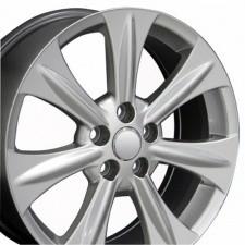 wheels for lexus MTX Terminator 12 Specifications 18 fits lexus rx wheel hyper silver 18x7