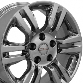 Nissan Maxima Replica Wheel PVD Chrome