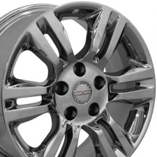 "16"" Fits Nissan - Maxima Wheel - PVD Chrome 16x7"