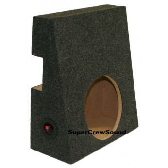 Toyota Tacoma Double Cab 05 18 Single Subwoofer Box
