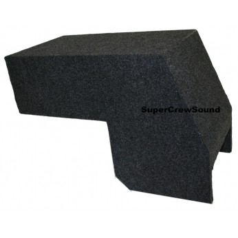Toyota Tacoma Extended Cab 05 09 Large Console Subwoofer Box
