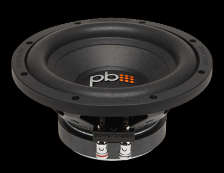 "Power Bass S-1004/S-1004D 10"" Subwoofer"